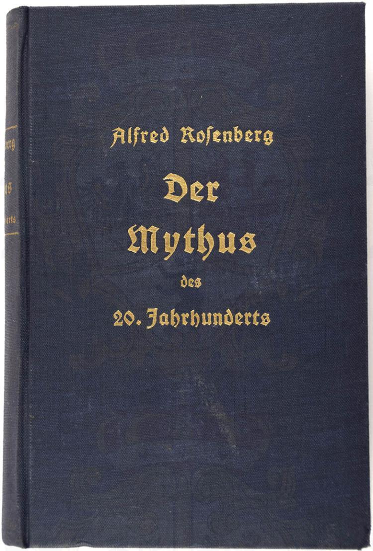 DER MYTHUS DES 20. JAHRHUNDERTS