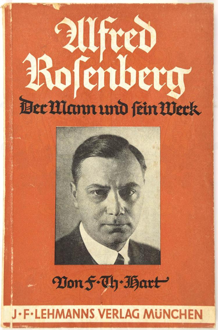 ALFRED ROSENBERG-DER MANN UND SEIN WERK