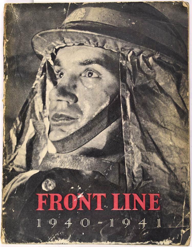 FRONTLINE 1940-1941