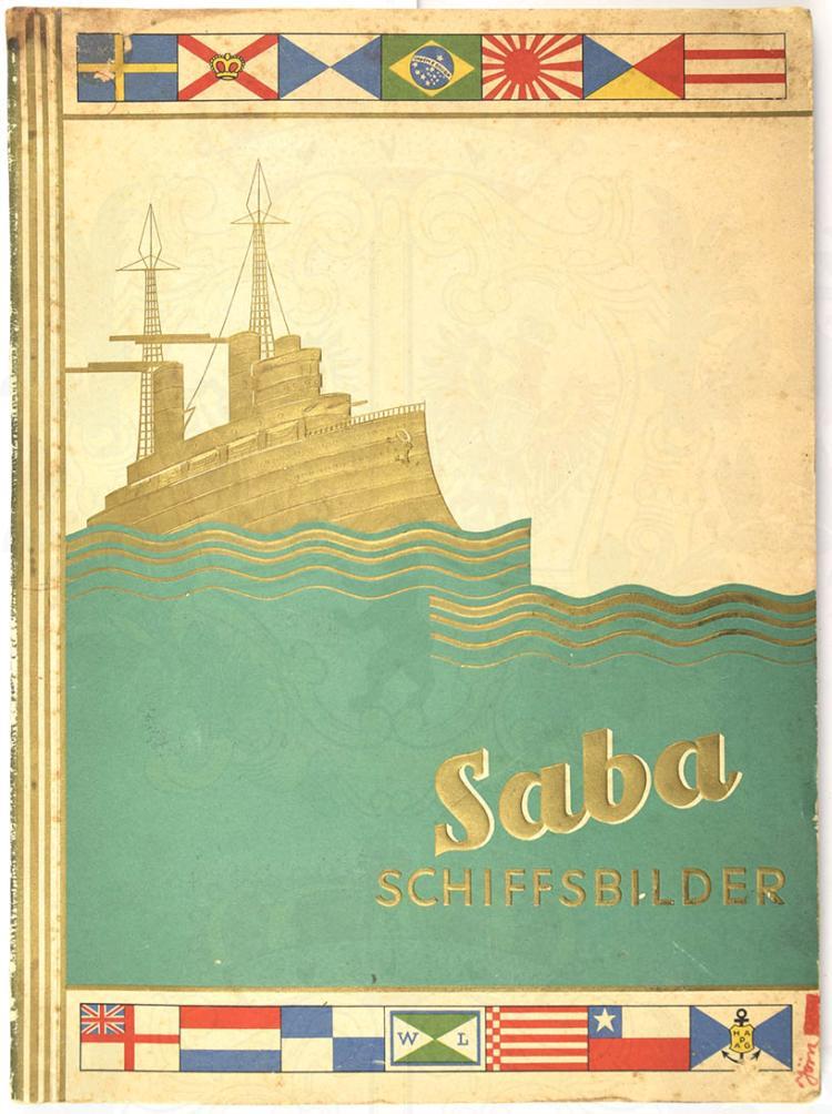 SABA SCHIFFSBILDER