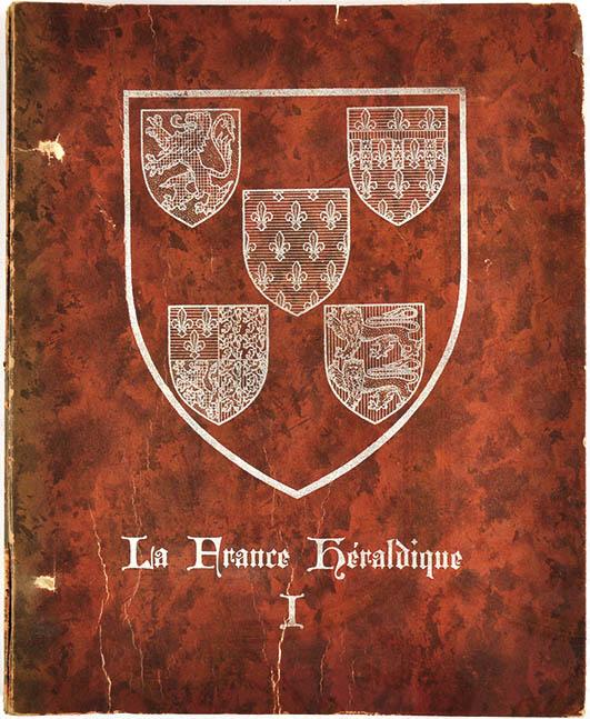 LA FRANCE HERALDIQUE
