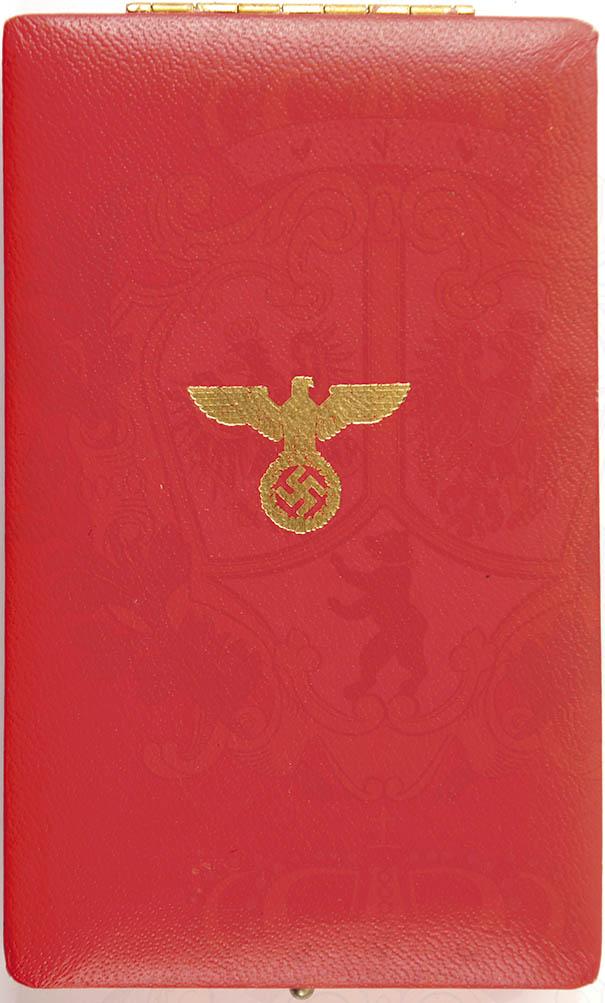 ETUI, DIENSTAUSZEICHNUNG DER NSDAP