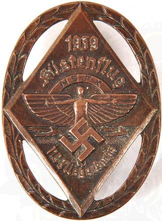NSFK-KÜSTENFLUG 1939
