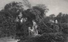 CELESTIN FRANCOIS NANTEUIL (1813-1873)
