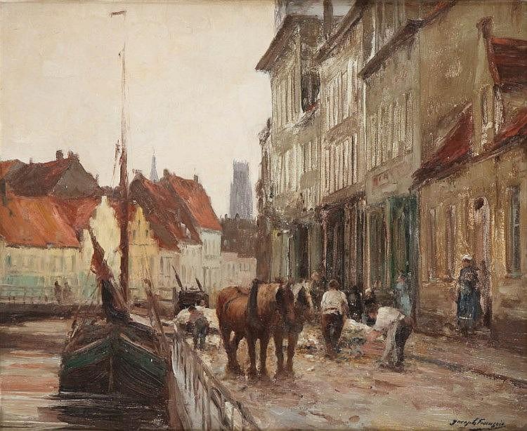 JOSEPH FRANCOIS (1851-1940)