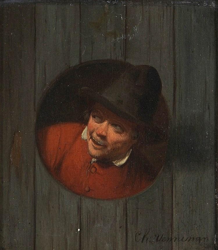 CHARLES VENNEMAN (1802-1875)