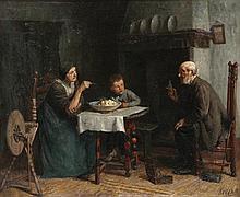 HEIN KEVER (1854-1922)