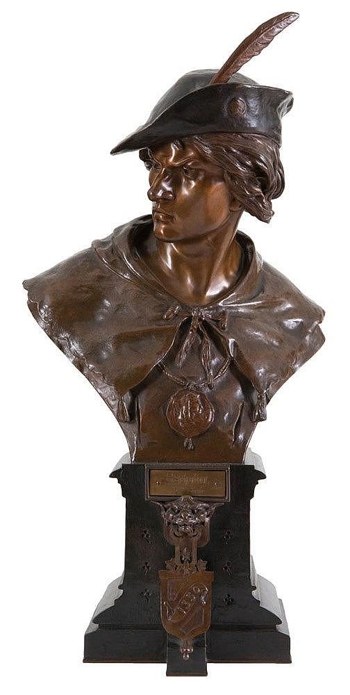 EMILE LOUIS  PICAULT (1839-1915)