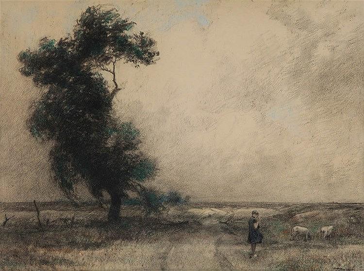 LOUIS ALBERT ROESSINGH (1873-1951)
