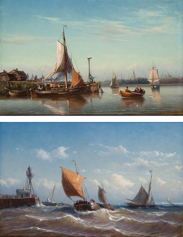 JAN THEODORE KRUSEMAN (1835-1895)