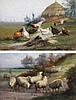JAN LEOPOLD  VAN LEEMPUTTEN (1841-1902), Jan Leopold Van Leemputten, €500