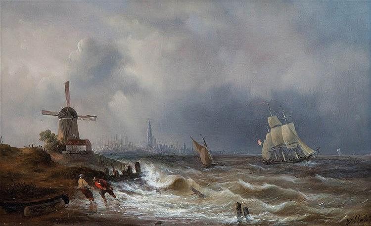 HENDRIK ADOLF SCHAAP (1826-1870)