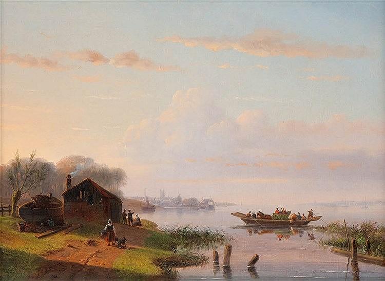 NICOLAAS JOHANNES ROOSENBOOM (1805-1880)