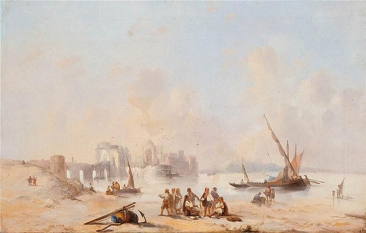 FRANCOIS MUSIN (1820-1888)