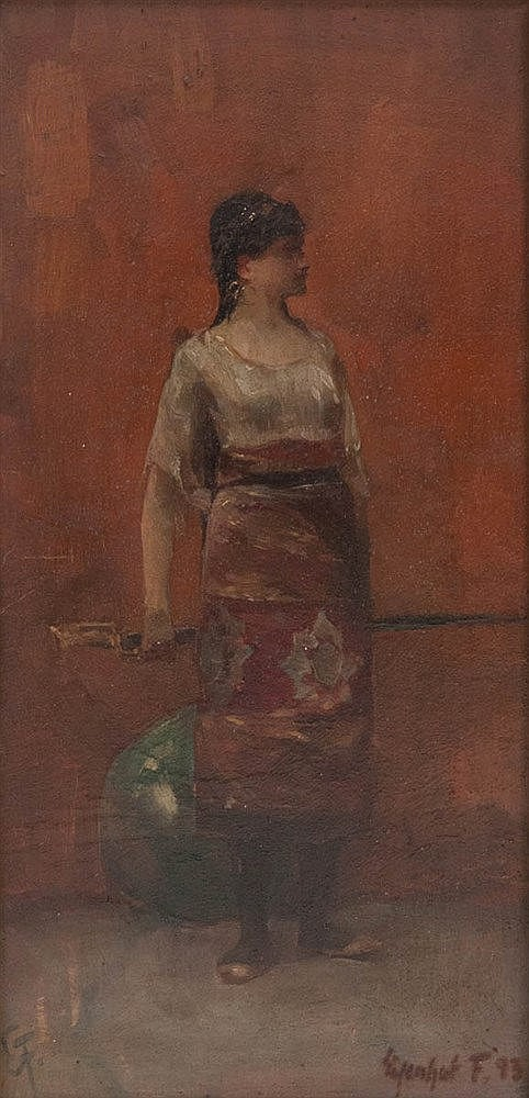FERENCZ EISENHUT (1857-1903)