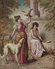 AGAPIT STEVENS (1849-1917)