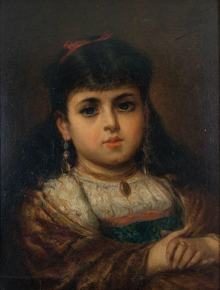 LEON HERBO (1850-1907)