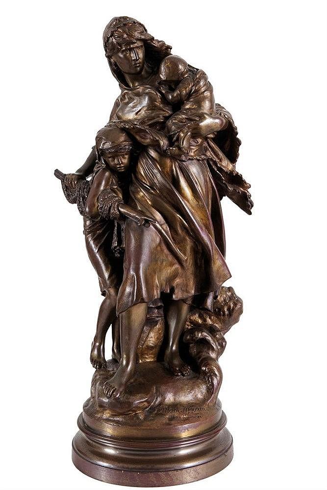 MATHURIN MOREAU (1822-1912)