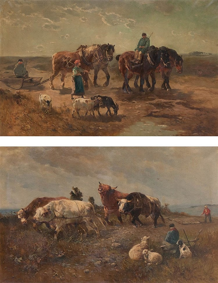 HENRI SCHOUTEN (1857-1927)