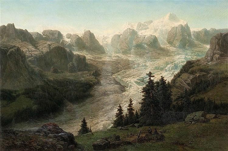 JOHANNES GIJSBERT VOGEL (1828-1915)