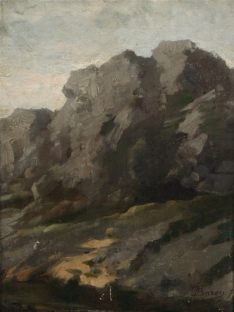 THEODORE BARON (1840-1899)