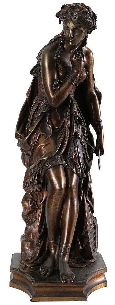 HENRY ETIENNE  DUMAIGE (1830-1888)