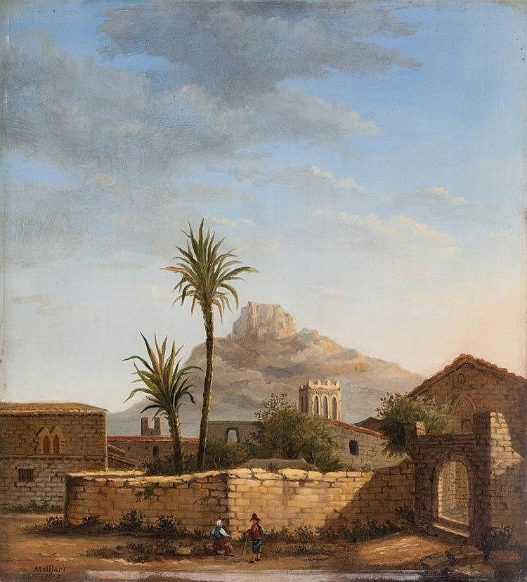 PHILIPPE-JOSEPH MAILLART (1764-1856)