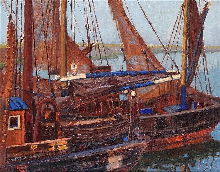LUCIEN FRENNET (1838-1949)