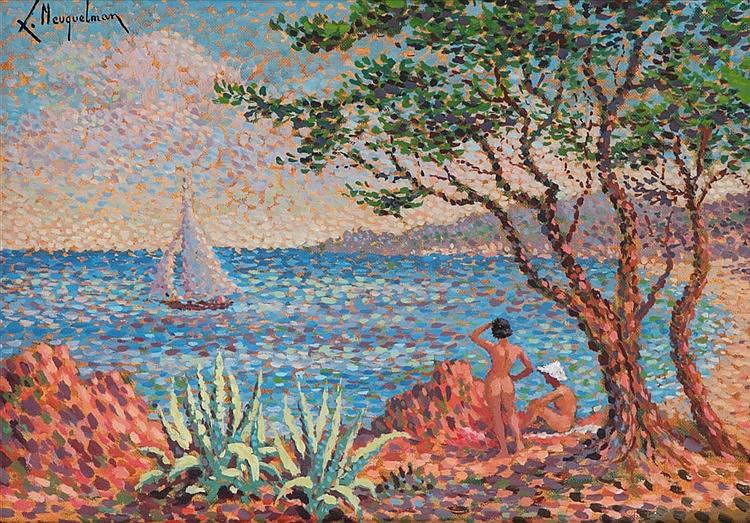 LUCIEN NEUQUELMAN (1909-1988)