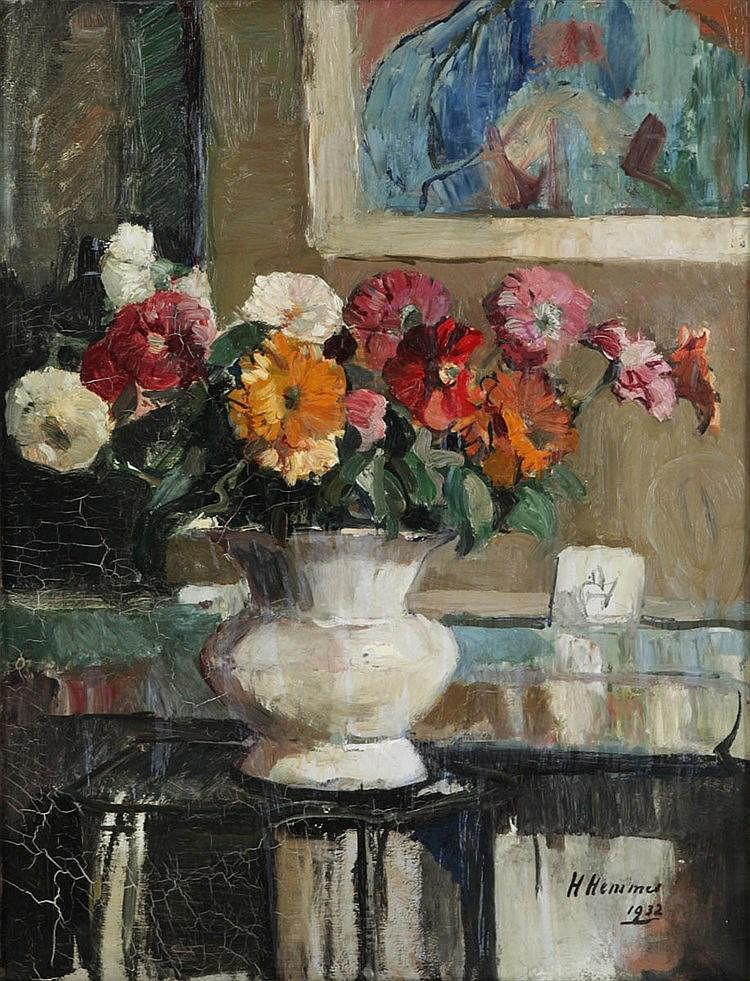 HENDRIK HEMMES (1887-1961)
