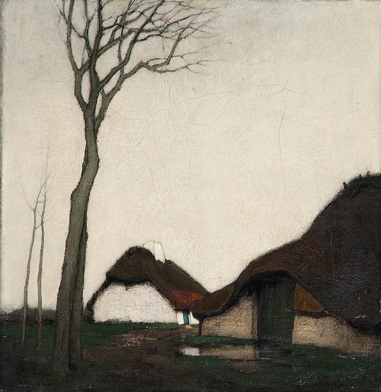 DIRK BAKSTEEN (1886-1971)