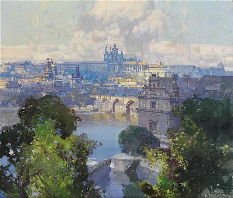 JAROSLAV SETELIK (1881 - 1955)