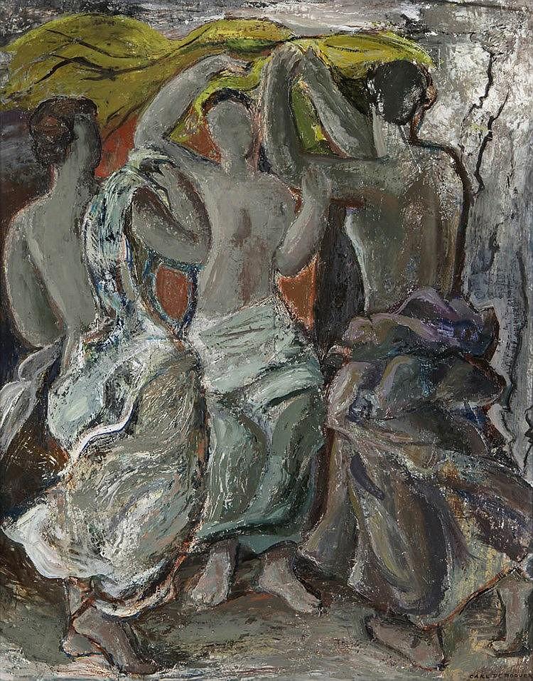 CARLO DE ROOVER (1900-1986)