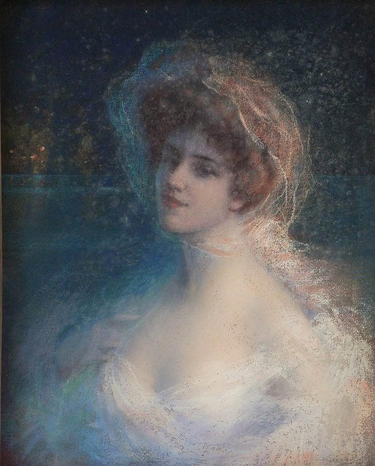 DELPHINE ENJOLRAS (1857-1945)