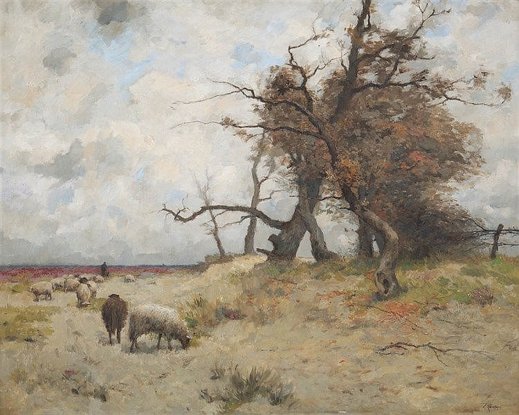 LOUIS ALBERT ROESSINGH (1873-1951)