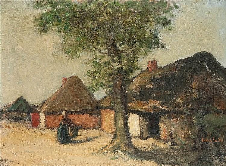 JAKOB SMITS (1856-1928)