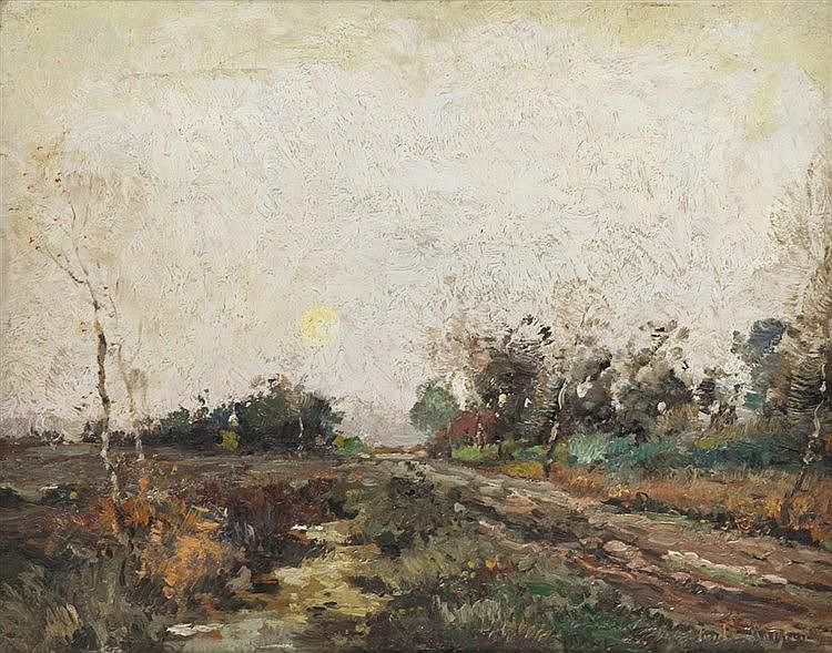 PAUL MATHIEU (1873-1932)