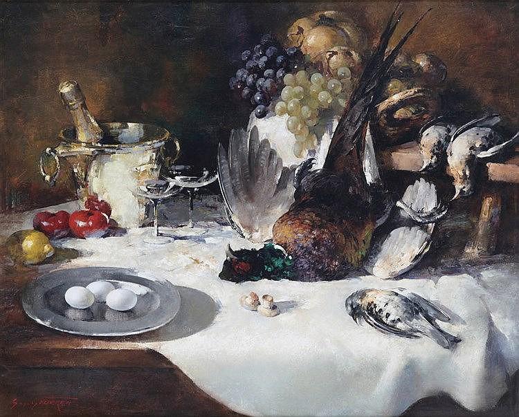 SIMON VAN GELDEREN (1905-1986)