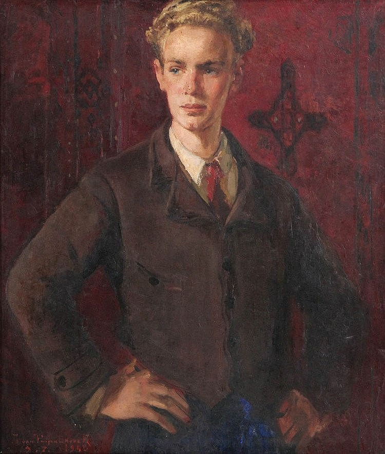 JAN VAN PUYENBROECK (1887 - 1972)