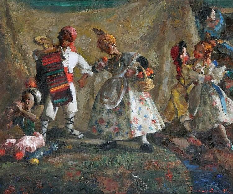 JAN VAN PUYENBROECK (1887-1972)