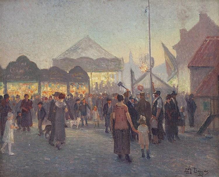 EDGARD BREYNE (1887-?)