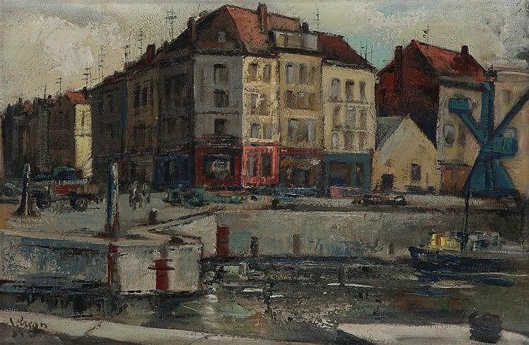 LODE SEBREGTS (1906-2002)