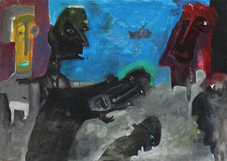 MIKOLAJ MALESZA (1945)