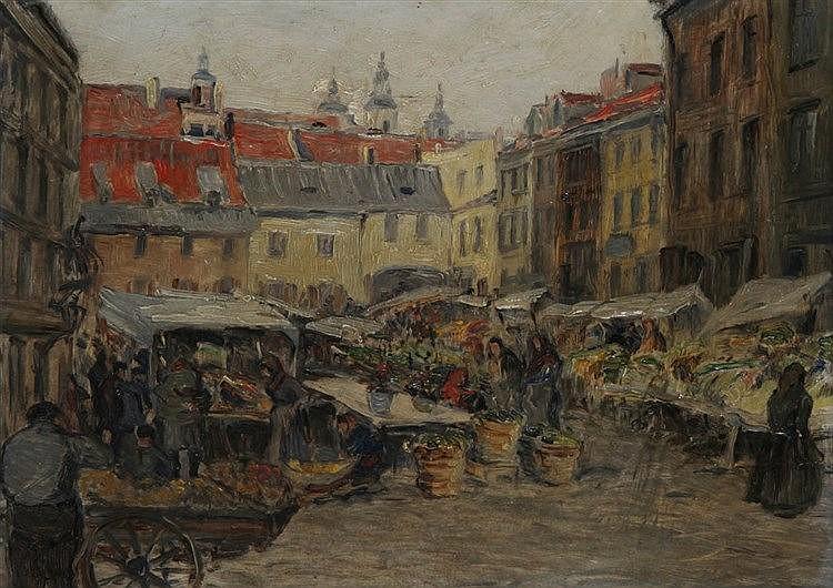 BELA DERY (1870-1932)