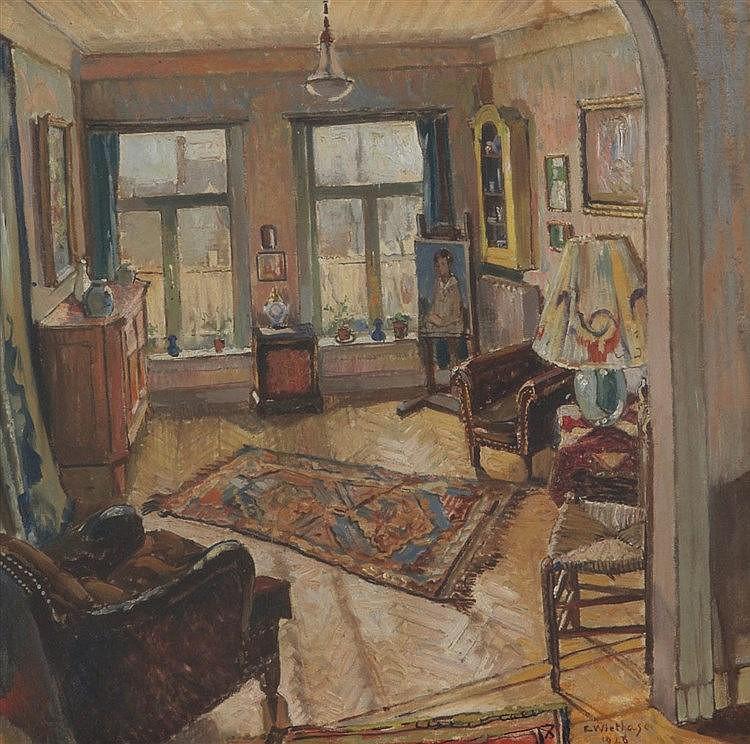 EDGARD WIETHASE (1881-1965)