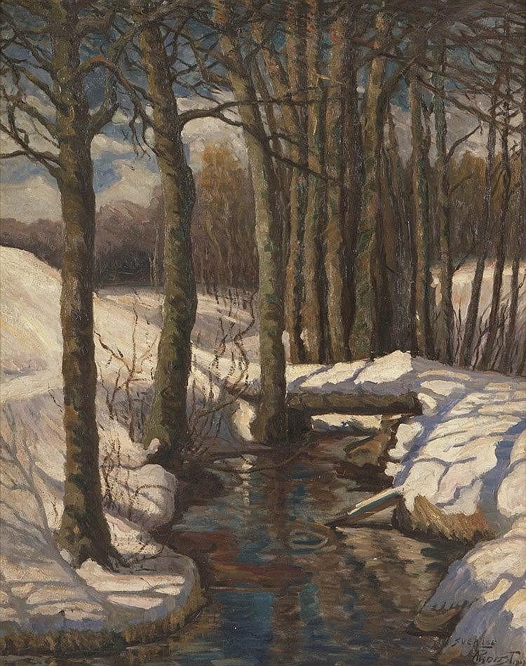 ALFONS PROOST (1880-1957)