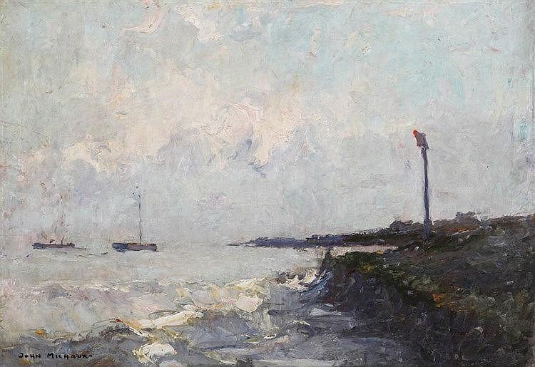 JOHN MICHAUX (1876-1956)