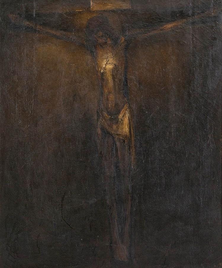 OSCAR COLBRANDT (1879-1959)