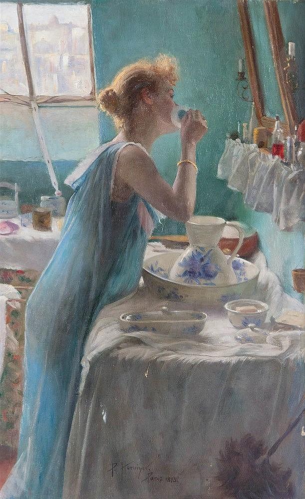 PAUL HOENIGER (1865-1924)