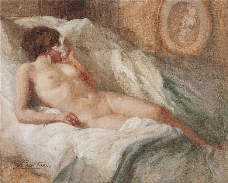 JULES LENTREIN (1875-1943)